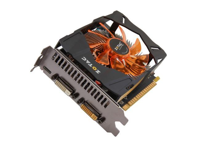 ZOTAC GeForce GTX 650 Ti DirectX 11 ZT-61101-10M Video Card