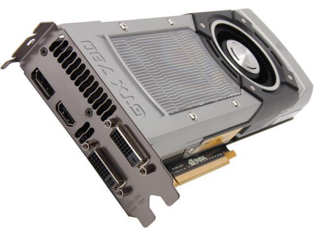 ZOTAC GTX 700 GeForce GTX 780 DirectX 11.1 ZT-70201-10P 3GB 384-Bit GDDR5 PCI Express 3.0 Plug-in Card Video Card