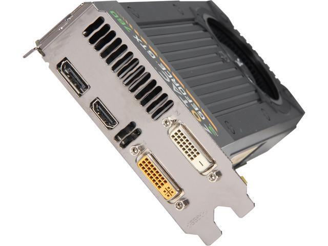 ZOTAC ZT-70401-10P G-SYNC Support GeForce GTX 760 2GB 256-Bit GDDR5 PCI Express 3.0 SLI Support Video Card