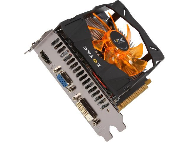 ZOTAC Synergy Edition GeForce GTX 650 Ti DirectX 11.1 ZT-61106-10M Video Card