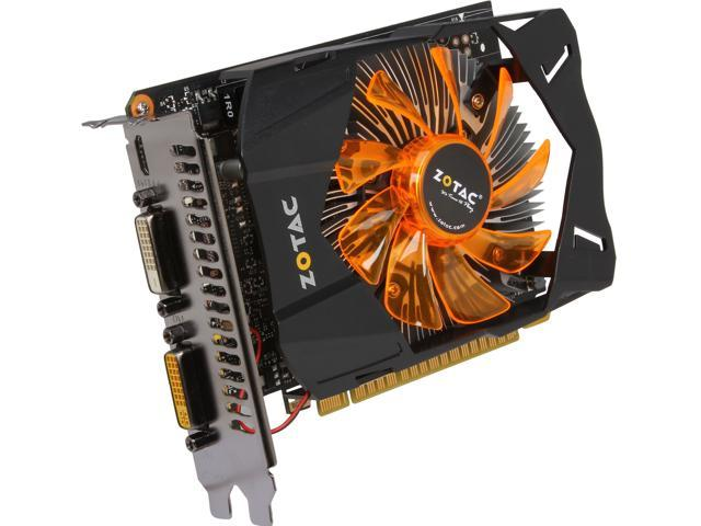 ZOTAC GeForce GTX 750 Ti ZT-70601-10M Video Card