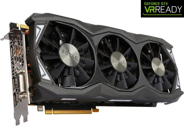 ZOTAC GeForce GTX 980 Ti 6GB AMP! Omega