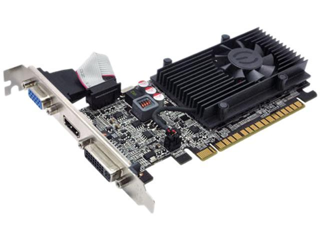 NVIDIA GeForce GT 610 1GB Video Card