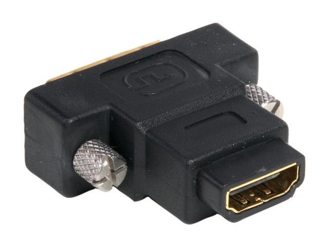Atlona DVI male to HDMI female Adapter Model AT14041