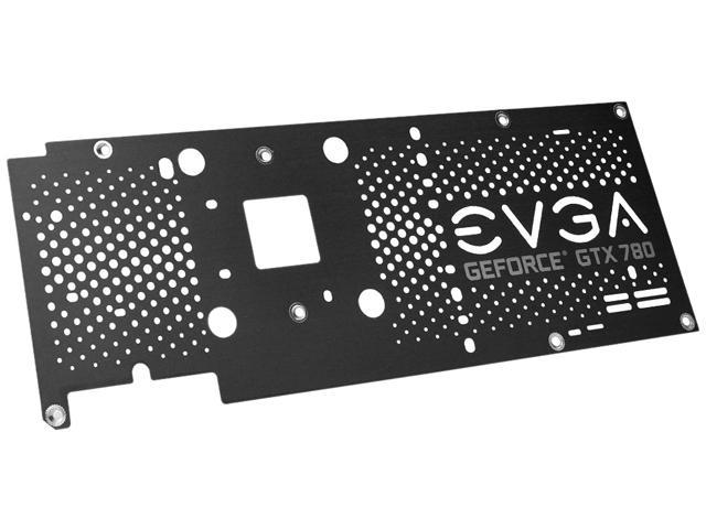 EVGA  GeForce GTX780 Backplate Model 100-BP-2780-B9 - Retail