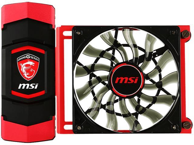 MSI Video Card Accessories Model 4WAY SLI BRIDGE KIT