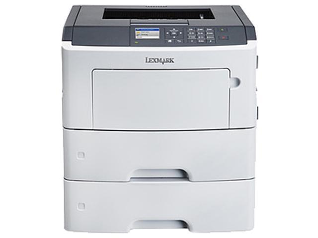 Lexmark MS610dtn (35S0450-BUN) Duplex 1200 dpi x 1200 dpi USB Mono Laser Printer Bundle with Extra Lexmark 501 Black Toner