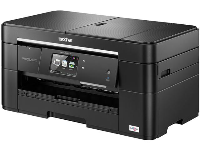Brother Up to 35 ppm Up to 22 ppm ISO-based (ISO/IEC 24734) Black Print Speed 6000 x 1200 dpi Color Print Quality Wireless (802.11b/g/n) InkJet MFC / All-In-One Color Inkjet Printers