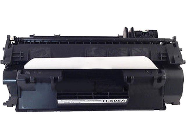 HP 05A (CE505A-2PK) Toner Cartridge 2700 Pages Yield; Black