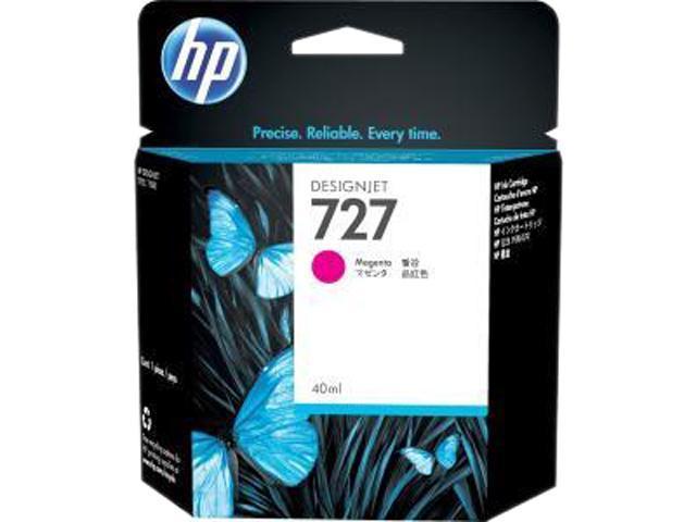 HP 727 (F9J77A) Ink Cartridge; Magenta