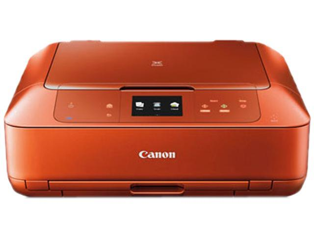 Canon Canada PIXMA MG7520 Up to 15 ppm Black Print Speed 9600 x 2400 dpi Color Print Quality InkJet Workgroup Color Printer - Inkjet Printers