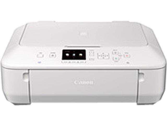 Canon Canada PIXMA MG5620 Up to 12.2 ppm Black Print Speed 4800 x 1200 dpi Color Print Quality IEEE 802.11b/g/n InkJet Workgroup Color Printer - Inkjet Printers