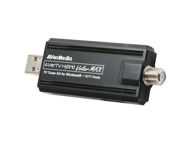 AVerMedia H826-AK AVerTV Hybrid Volar Max - TV Tuner Kit for Windows