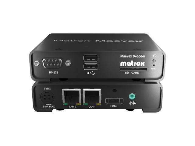 Matrox 5150 Video Decoder MVX-D5150F