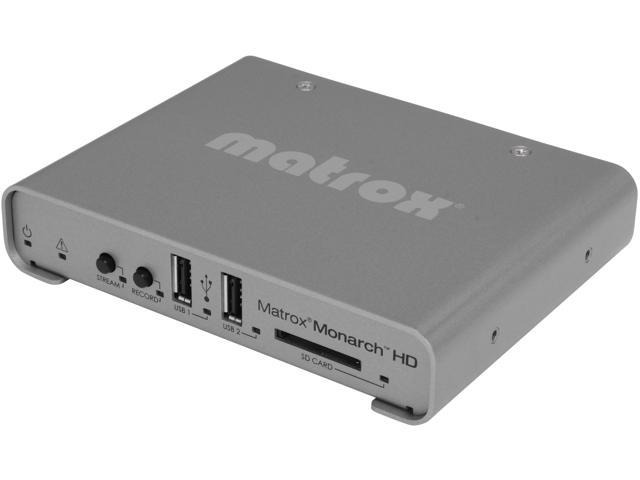 Matrox MONARCHHD Monarch HD Professional Video Streaming And Recording Appliance
