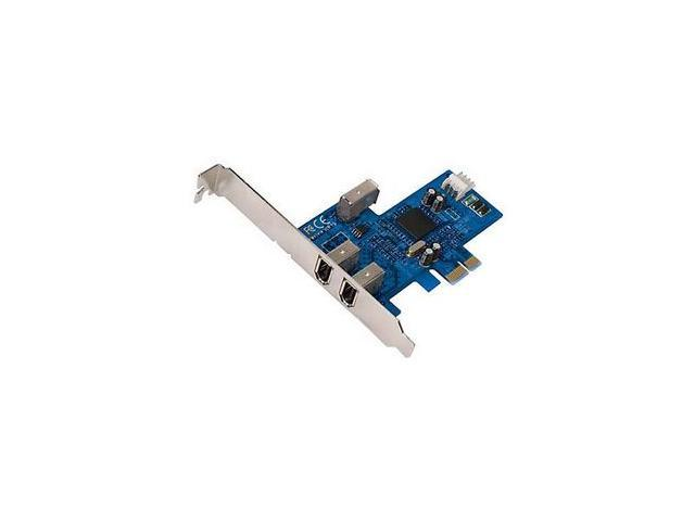 BELKIN FireWire 3-Port PCI Express Card Model F5U504