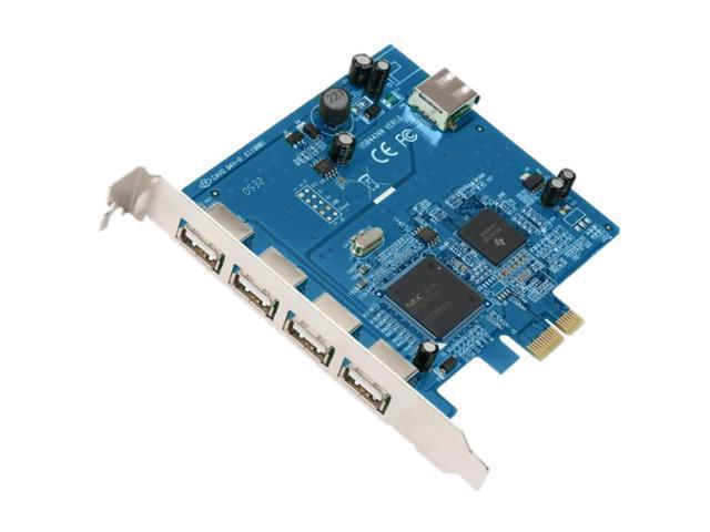 BELKIN USB 2.0 5-Port PCI Express Card Model F5U252
