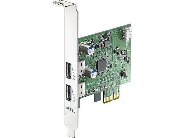 BUSlink 2-port PCI-Express USB 3.0 Adapter Model U3-PCIE