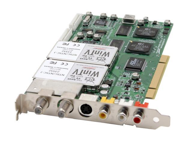 Hauppauge Personal Video Recorder WinTV-PVR 500 MCE White box PCI Interface