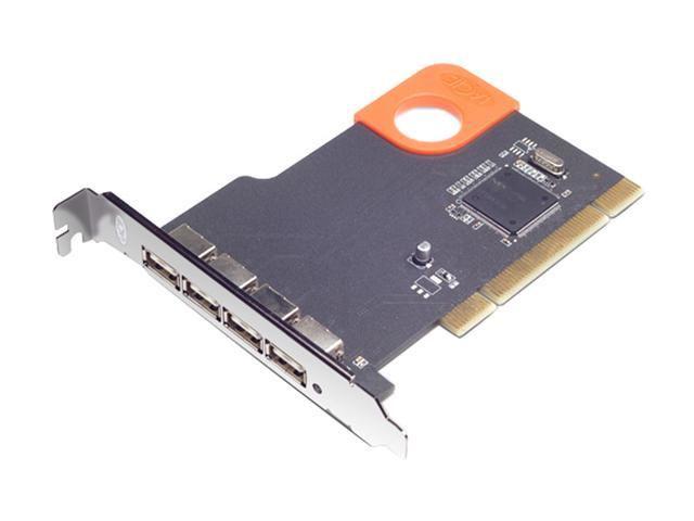 LaCie 4 Port USB 2.0 PCI Card Model 130813