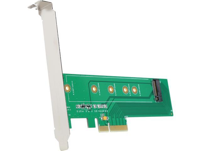 SYBA M.2 PCI-e To PCI-e 3.0 x4 Card Model SI-PEX40110
