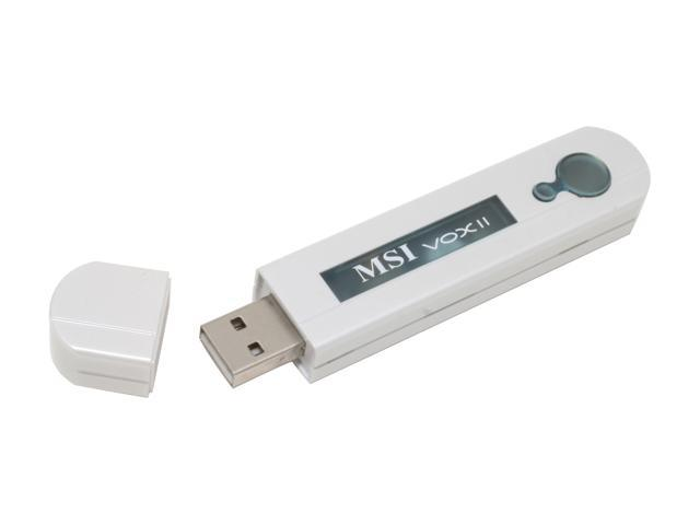 MSI Video Device VOX II USB 2.0 Interface