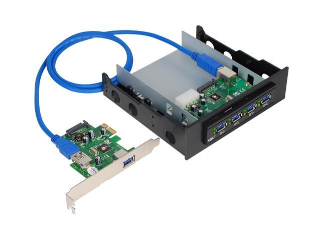SuperSpeed USB 3.0 Bay Hub+Host Kit