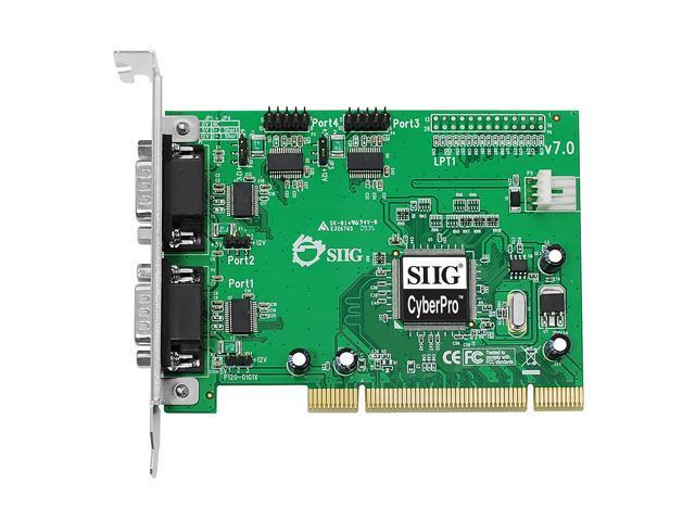 SIIG Add-On Card Model JJ-P45012-S7