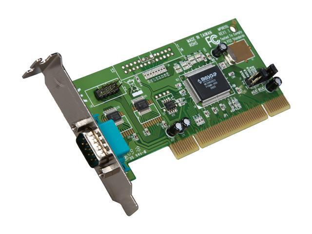 StarTech Low Profile 2 Port 16550 Serial PCI Card Model PCI2S550_LP