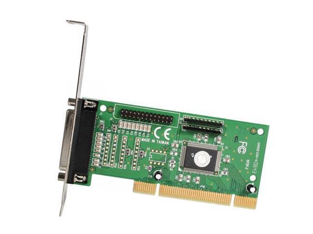 StarTech 2 Port PCI Parallel Adapter Card - EPP/ECP