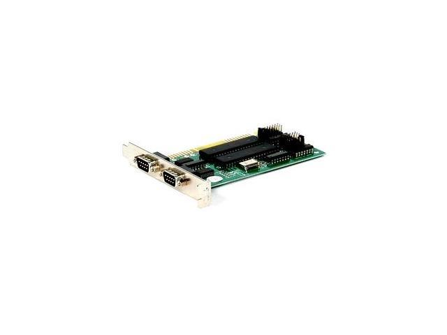 StarTech 2 Port 16550 Serial ISA Card Model ISA2S550