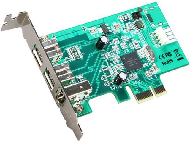 StarTech Add-On Card Model PEX1394B3LP