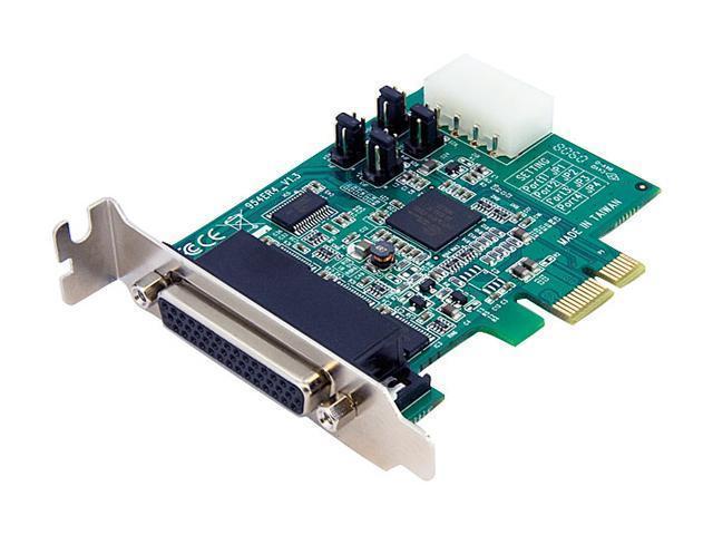 StarTech Add-On Card Model PEX4S952LP
