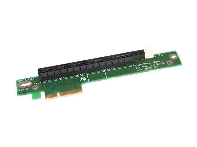 StarTech PCI Express X4 to X16 Slot Extension Adapter for 1U Servers Model PEX4TO16R