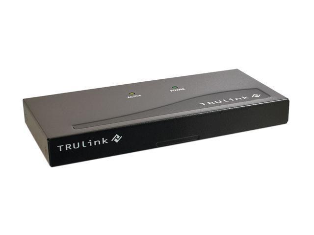 C2G 29503 TruLink 2-Port UXGA Monitor Splitter/Extender (Female Input)
