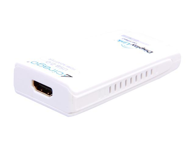 Cirago UDA3000 USB 3.0 to HDMI Display Adapter
