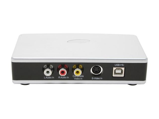 ADS Tech Video & Audio Capture Device USBAV-709-EF USB 2.0 Interface