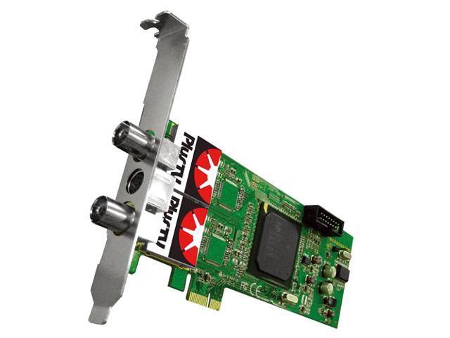 KWorld KW-PVR-TVPE210 Dual Analog TV Tuner Card