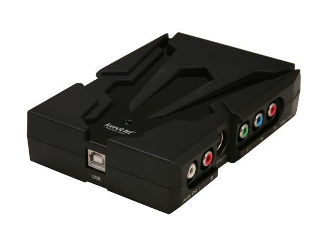 KWorld GM220 Gaming Maker - Record Your Best Gaming Experiences in High Definition