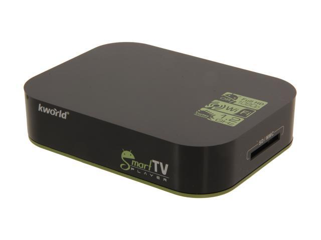 KWorld SP1200 Wi-Fi Digital Media Streaming Player