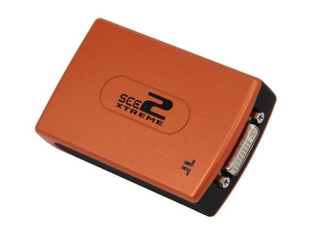 TRITTON SEE2 Xtreme USB to DVI External Video Card Adapter TRI-UV200