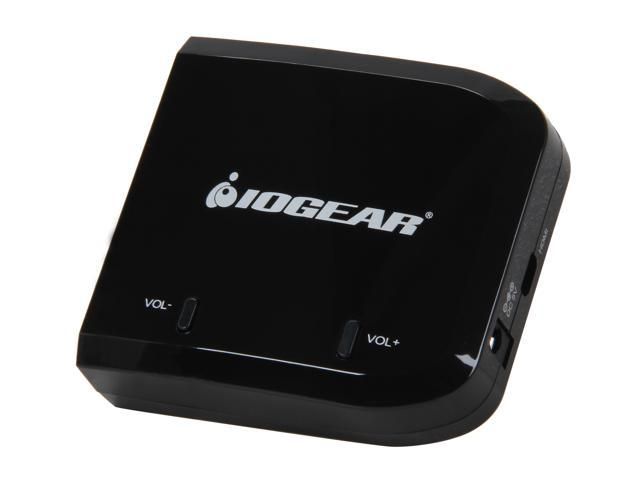 IOGEAR GVC301 HD to VGA Adapter with Audio, with 3 HD Cables for Phone, Tablet and Computer