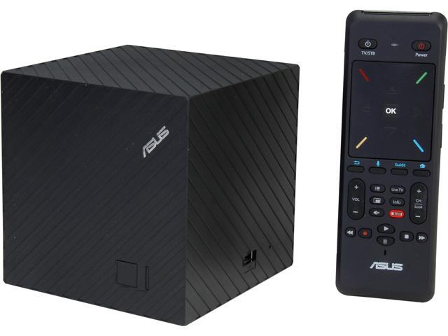 ASUS CUBE V2 With Google TV Wireless Interface - Retail