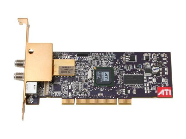 ATI TV Wonder 650 - High Definition Personal Video Recorder for PC 100-715331 PCI Interface