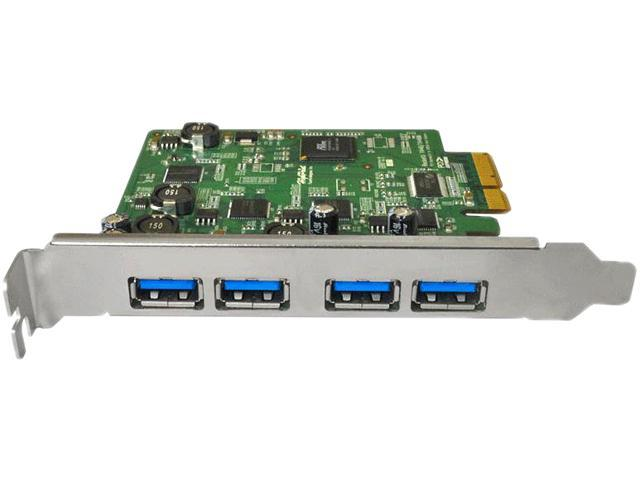 HighPoint Technologies RocketU USB 3.0 Add-On Card for Mac Pro Platforms Model RU1144BM