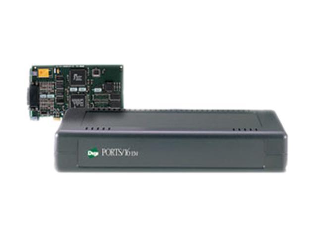 Digi International Xem Universal PCI Multiport Serial Adapter Model 77000887