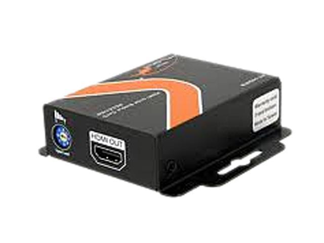 ATLONA HDMI CAT5 Receiver to be used with AT-HD14SS, AT-HD19SS or AT-HD50SS AT-HDRS