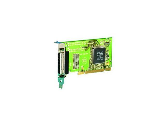 Brainboxes Low Profile Parallel Port Printer PCI Card Model UC-157-001