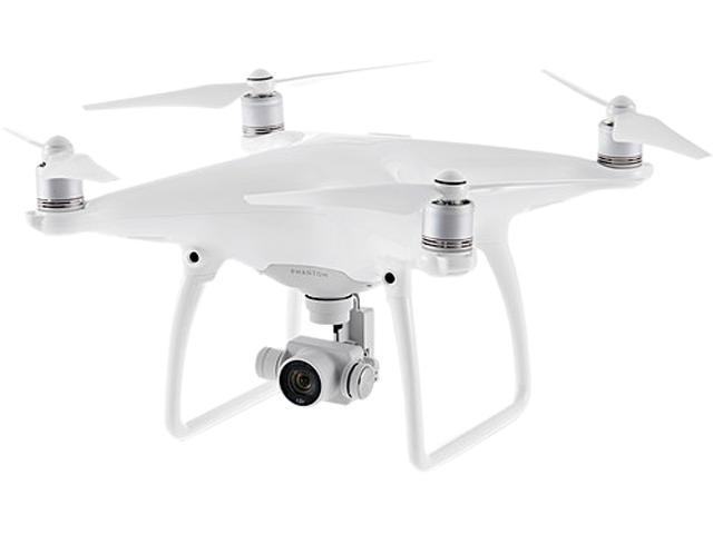 DJI Phantom 4 Quadcopter Drone With Camera Controller CPPT000312