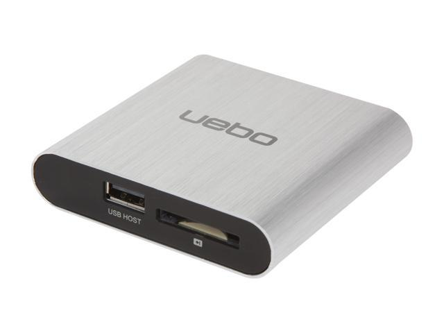 UEBO M50-US Mobile 1080p USB 2.0 Media Player, DTS & Dolby Surround sound w/ Remote